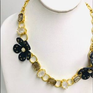 Kate Spade Jewelry - Kate Spade New York Blooming Bling in Navy, NWT